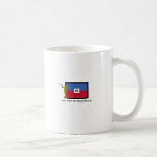 HAITI PORT-AU-PRINCE MISSION LDS CTR COFFEE MUG