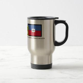 HAITI PORT-AU-PRINCE MISSION LDS CTR TRAVEL MUG