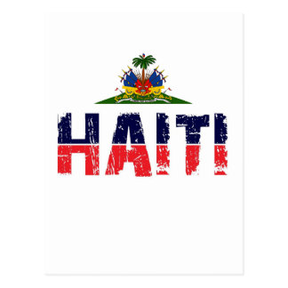 HAITI POST CARD