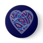 Haiti Relief Valentine Buttons button