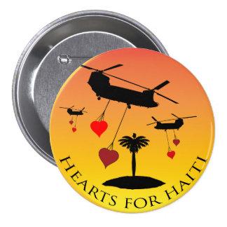 Haiti Relief Valentine Buttons