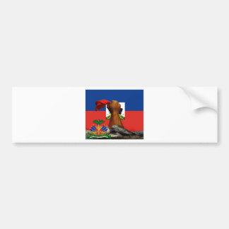 haiti rise copy 2.jpg bumper sticker
