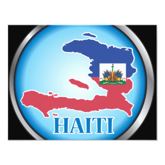 Haiti Round Button.ai Card