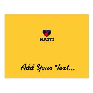 Haiti Soccer Shirt 2016 Postcard