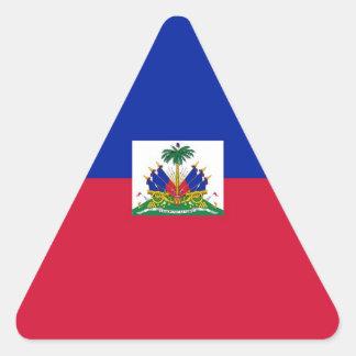 HAITI TRIANGLE STICKERS