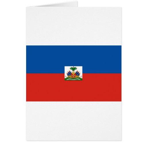 Haití Tarjeta De Felicitación