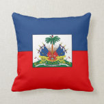Haiti Throw Pillows