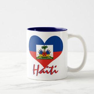 Haiti Two-Tone Coffee Mug