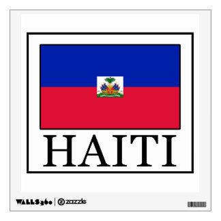 Haiti Wall Sticker