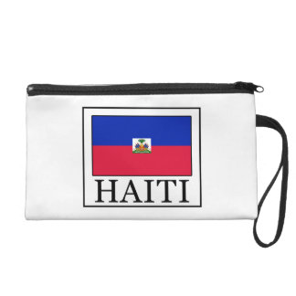 Haiti Wristlet