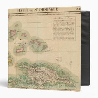 """Haití y República Dominicana septiembre del 68 Carpeta 1 1/2"""""""