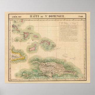 Haití y República Dominicana septiembre del 68 Póster