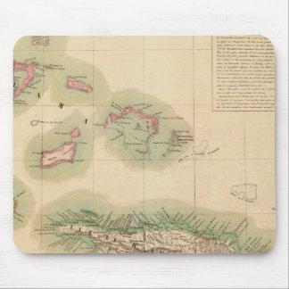 Haití y República Dominicana septiembre del 68 Tapete De Ratón