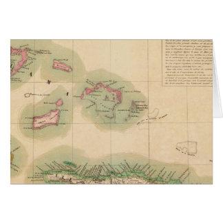 Haití y República Dominicana septiembre del 68 Tarjeta De Felicitación