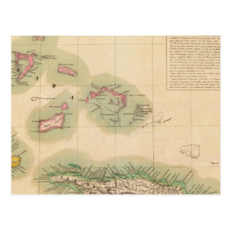 Haití y República Dominicana septiembre del 68 Tarjetas Postales
