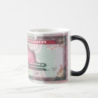 Haitian 500 Gourdes Magic Mug