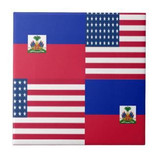 HAITIAN-AMERICAN TILE