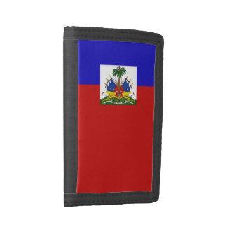 Haitian black wallet