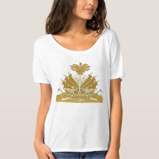 Haitian - coat of arms T-Shirt