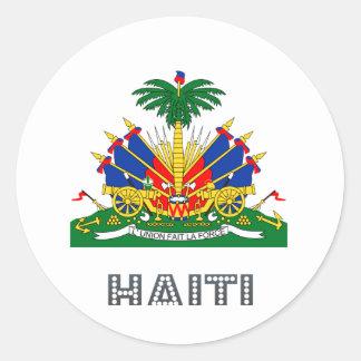 Haitian Emblem Sticker