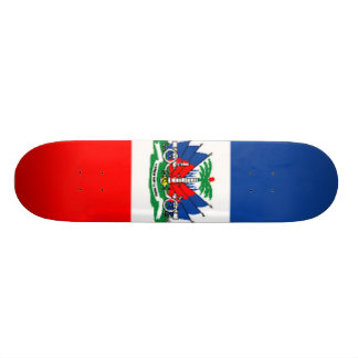 Haitian flag 2.0 Skateboards