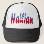 """Haitian Flag Hat<br><div class=""""desc"""">Wear the Haitian Flag! Show your pride!</div>"""