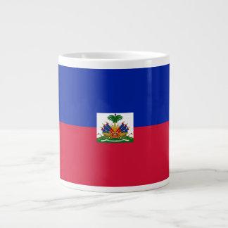 Haitian Flag Large Coffee Mug