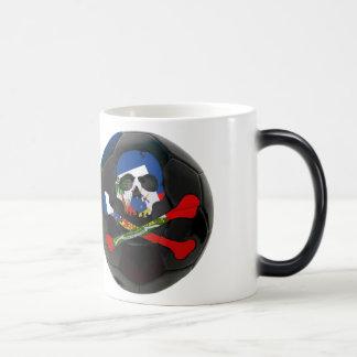 Haitian Football 11 Oz Magic Heat Color-Changing Coffee Mug
