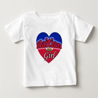 Haitian Girl Baby T-Shirt