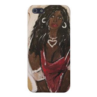 HAITIAN HEARTBREAK iPhone SE/5/5s COVER