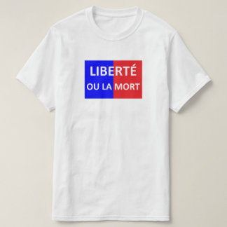 Haitian independence flag (1803) T-Shirt