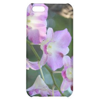Haitian Orchid iPhone 5C Case