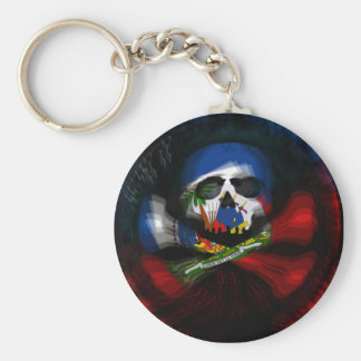 Haitian Pirate Keychains