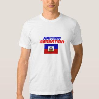 HAITIAN, SENSATION T-SHIRT