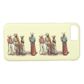 Haitian Street Musicians Music iPhone 7 Case