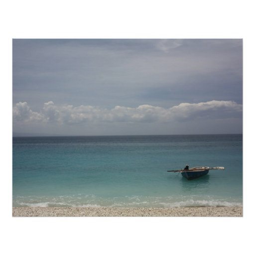 Haitian Tranquility Posters