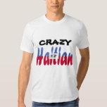 Haitiano loco playera