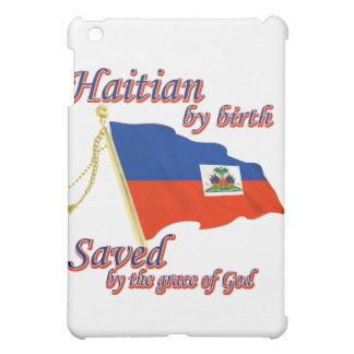 Haitiano por el nacimiento ahorrado por la gracia