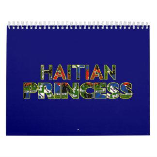 HAITIANPRINCESS001 CALENDARIOS