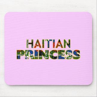 HAITIANPRINCESS001 MOUSE PAD
