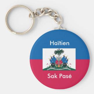 Haïtien, Sak Pasé Key Chain