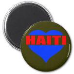 haitiheart002 fridge magnets