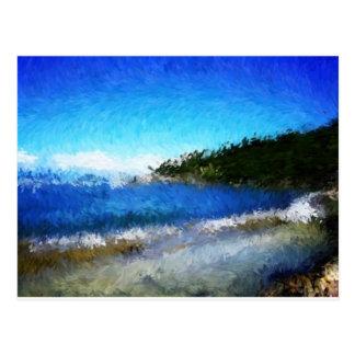 Haitilabadee_Painting Postcard