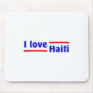 haitilove001 mouse pad