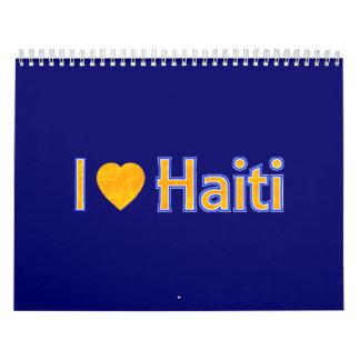 haitilove002 calendario de pared
