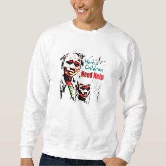 Haiti's Children Need Help Sweatshirt