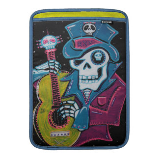 Haiti's Day of the Dead Sleeves For MacBook Air