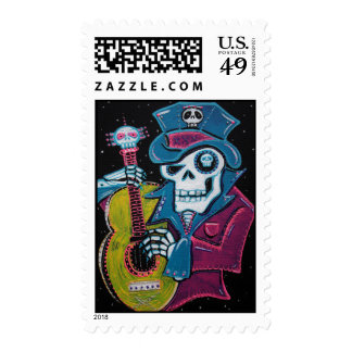 Haiti's Day of the Dead Stamps