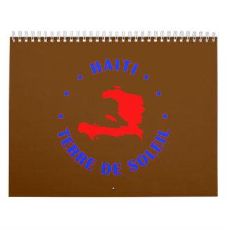 haitisoleil03 calendario de pared