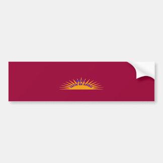 haitisoleil09 car bumper sticker